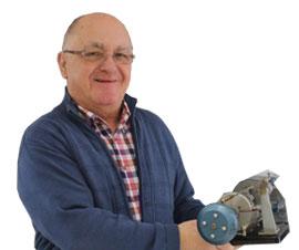 Hans-Ulrich Springstein Ausbilder Technik/Werkstatt Ausbilder Stapler