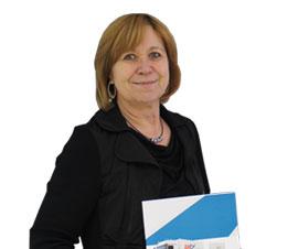 Roswitha Schmidt Organisationsassistentin