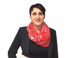 Anne Gerber Assistentin der Geschäftsleitung Qualitätsbeauftragte Kundenberatung & -betreuung Bildungsmanagement